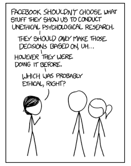 Xkcd Research Ethics