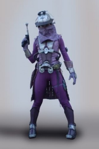 zam wesell costume 1