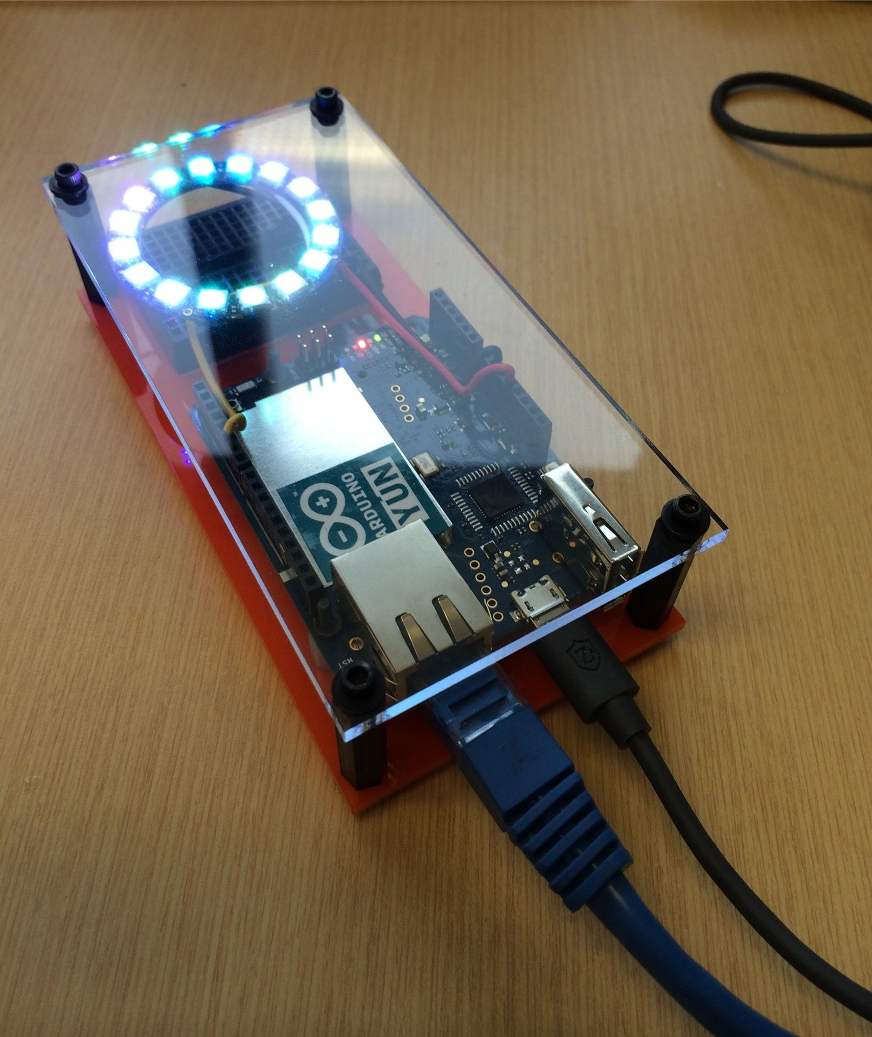 Internet of things neopixel arduino « adafruit industries