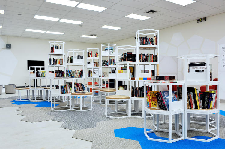 Elementary Classrooms Of The Future ~ Is this the school library of future makereducation