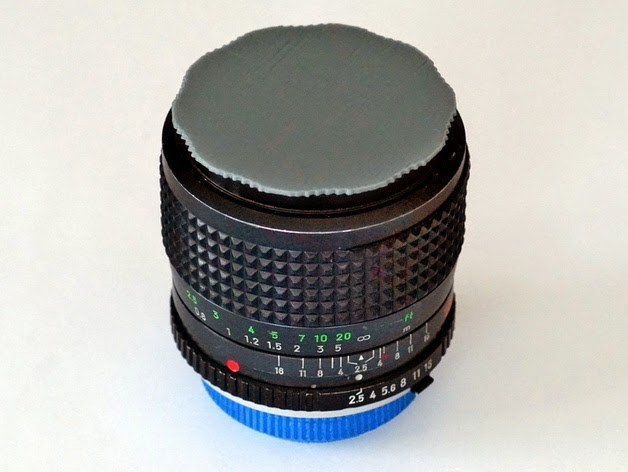 3d printed diy camera customizable lens cap 1