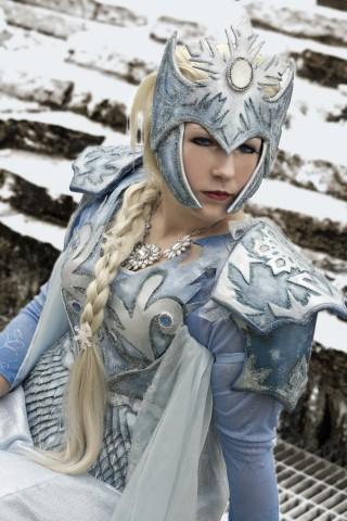 Battle Elsa