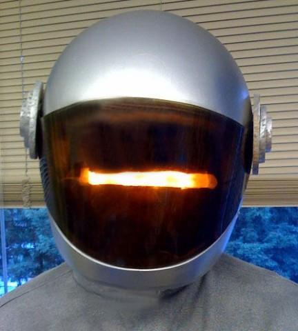 Gort helmet