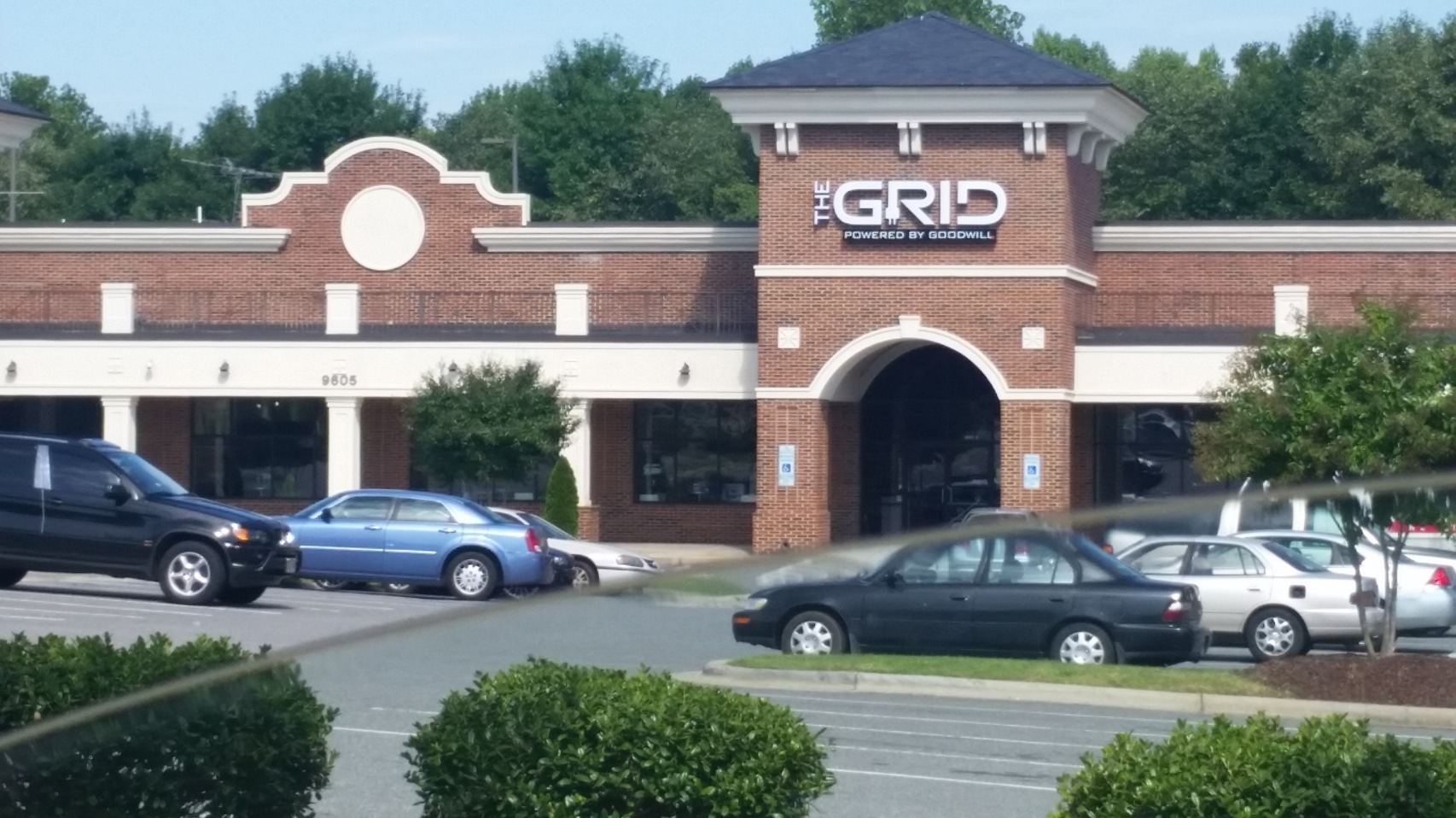 the grid concept store opened by goodwill in charlotte north
