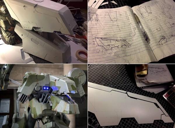 Metal Gear Solid cosplay  wip