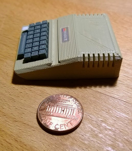 Mini Apple II by RabbitEngineering Thingiverse