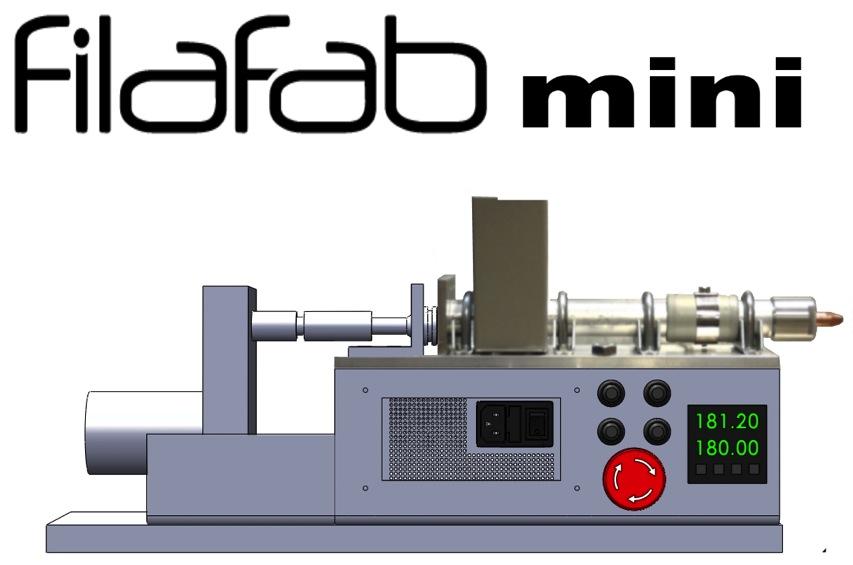 Diy 3d Filament Edward Clifford S Filafab Desktop Filament
