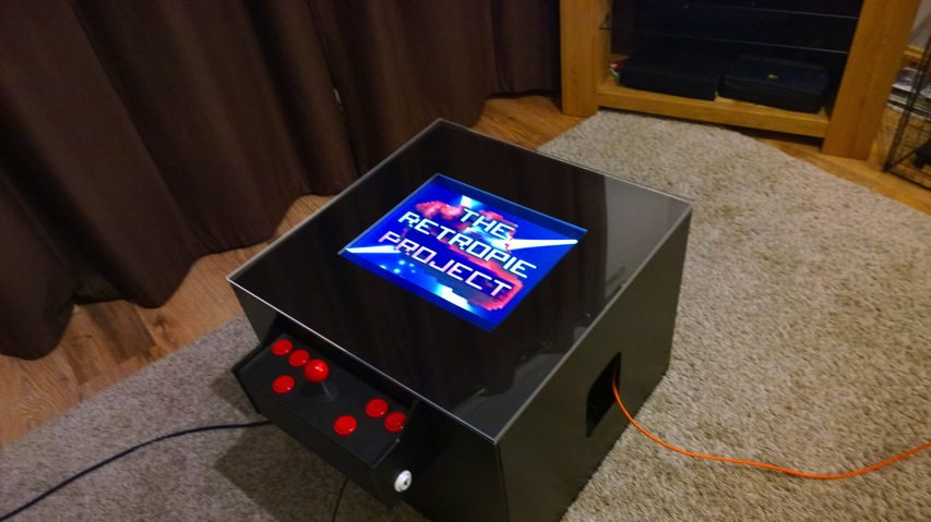 How to Ikea Hack Your Way to the RetroPi Cocktail Arcade ...