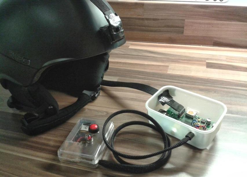 Stuff about code Raspberry Pi GPS Helmet Cam