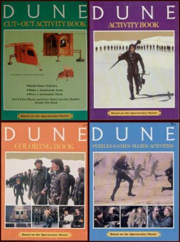 dune activity books 1