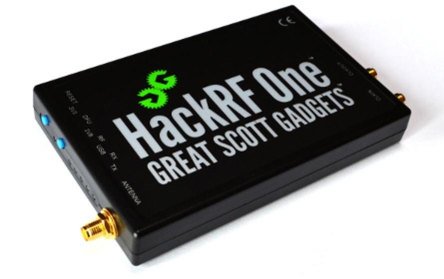Software defined radio with hackrf « adafruit industries