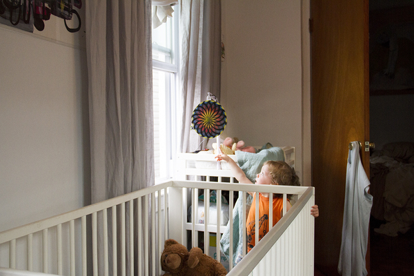 littleBits Remote Crib Communicator
