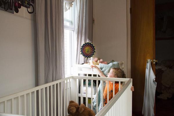littleBits Remote Crib Communicator
