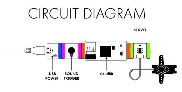 littleBits Remote_Crib_Communicator_circuit