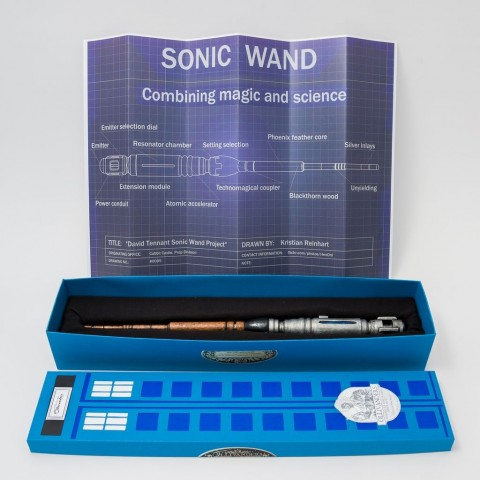 sonic screwdriver wand 1