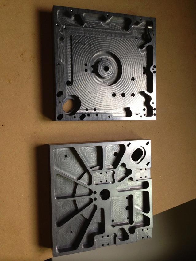 Pocket NC – Pocket-sized BeagleBone Black Driven Desktop CNC Project
