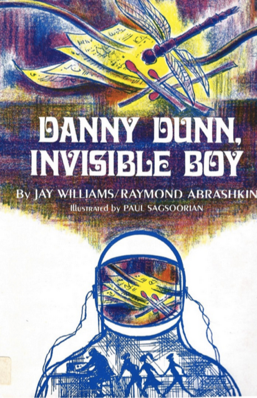 Danny Dunn Invisible Boy