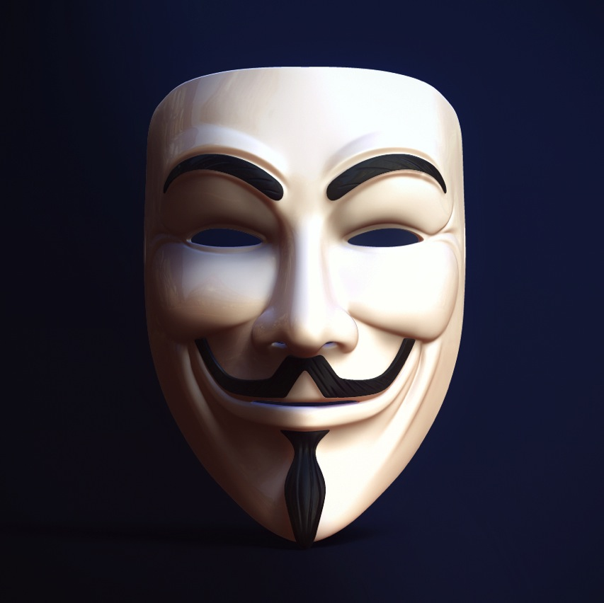 Download Anonymous Mask Full Size by fabiobautista MyMiniFactory com