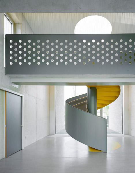 Kindergarten in Babenhausen by Ecker Architekten dezeen 468 22