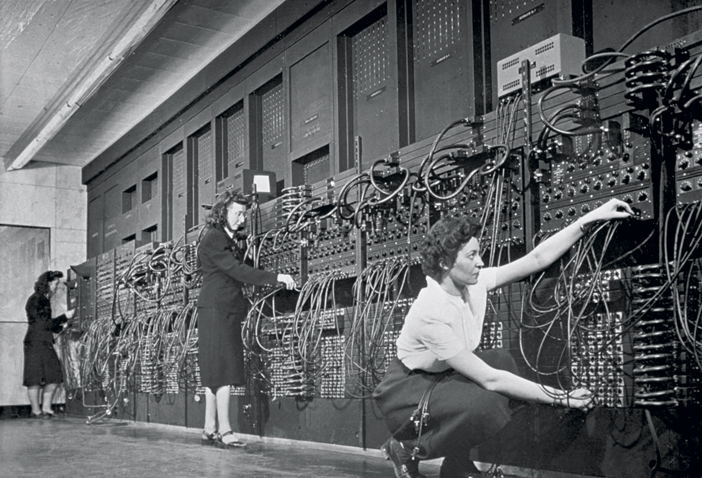 Walter Isaacson On The Women Of Eniac Womeninstem