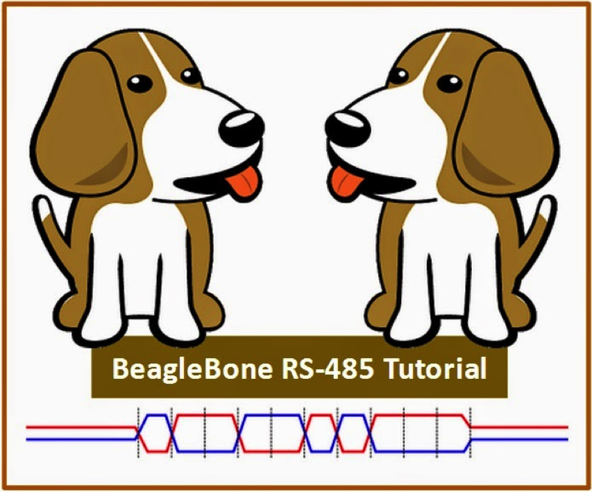 BeagleBone Black RS-485 Tutorial #BeagleBoneBlack @TXInstruments