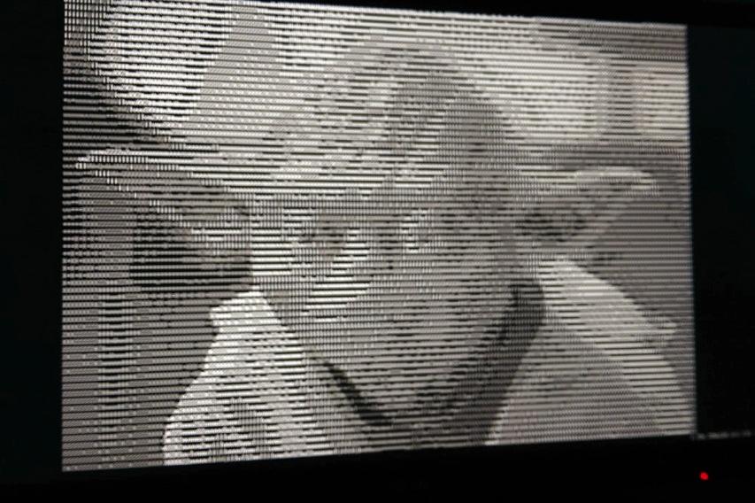 One Line Ascii Art Eyes : Fim displaying and manipulating images from raspbian