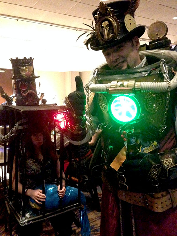 Steampunk unknown 1