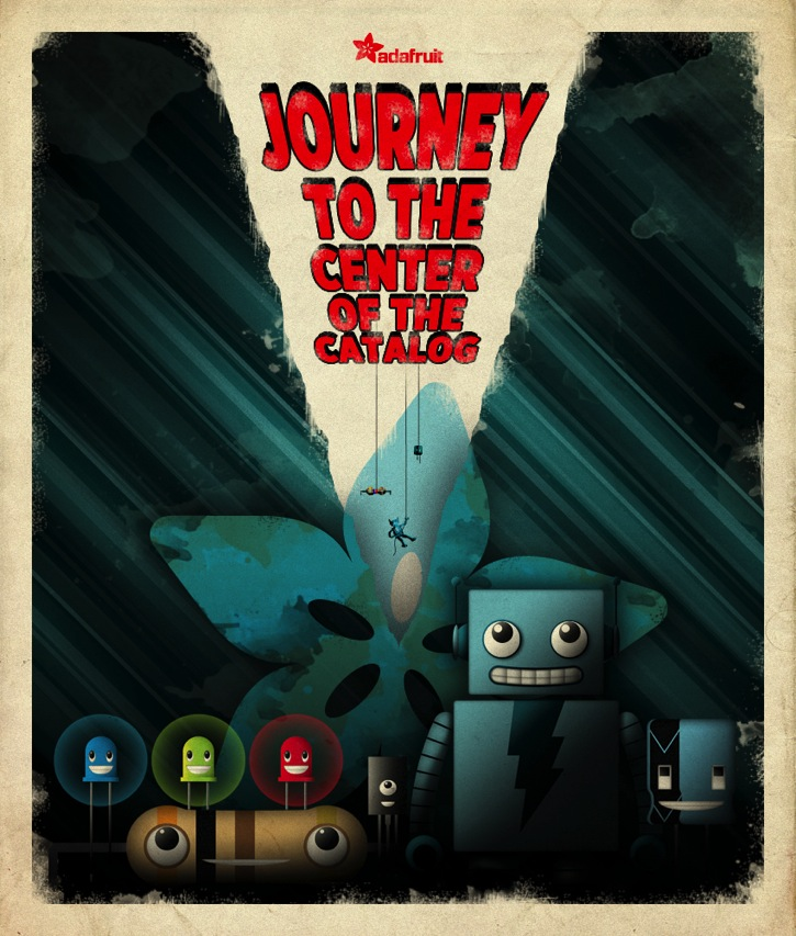 Adafruit journey catalog