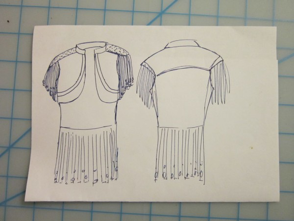 rufio costume wip 1
