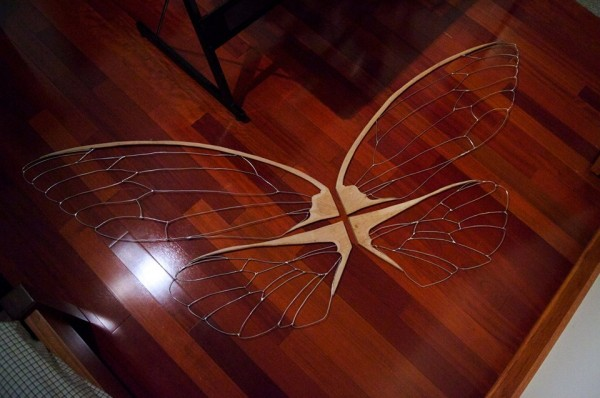 scyther wings