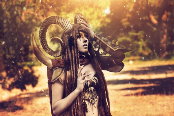 warrior_faun_cosplay_by_emilyrosa-d7zdmd6