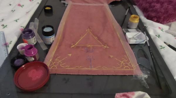 zelda wip fabric