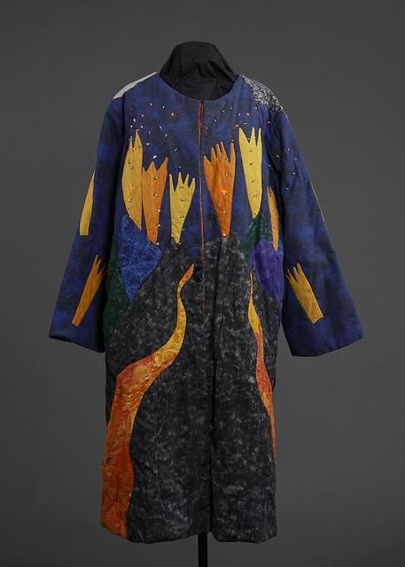 Volcano Coat