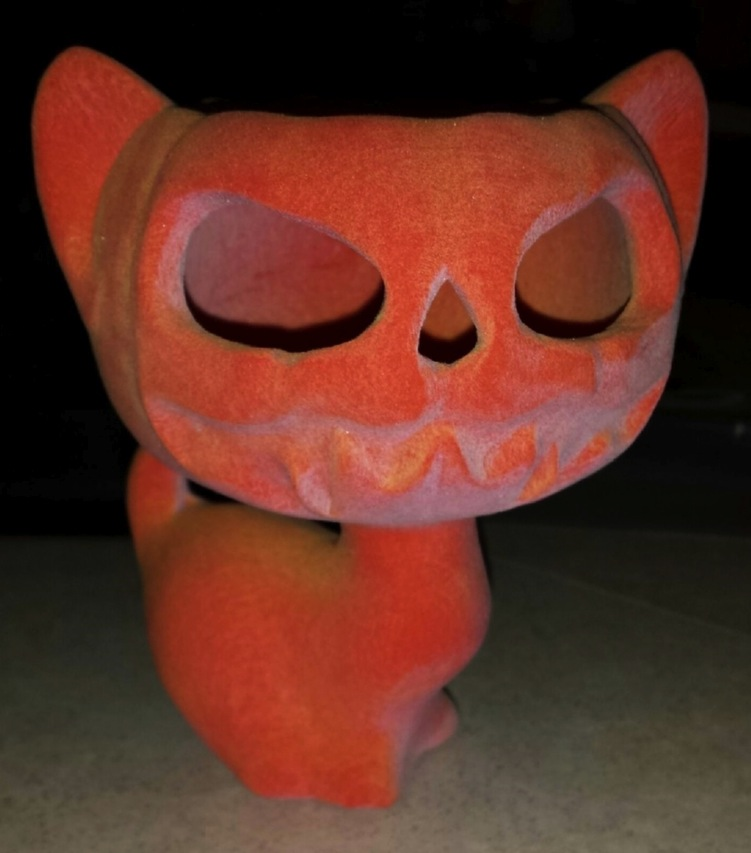 Hell O Kitty by MegaMan Thingiverse