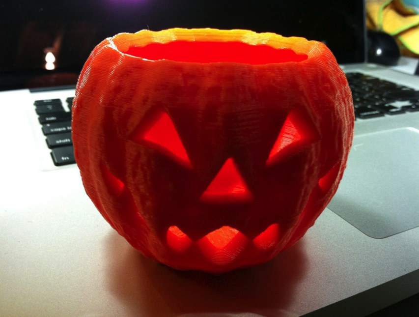 Jack O Lantern by SSW Thingiverse