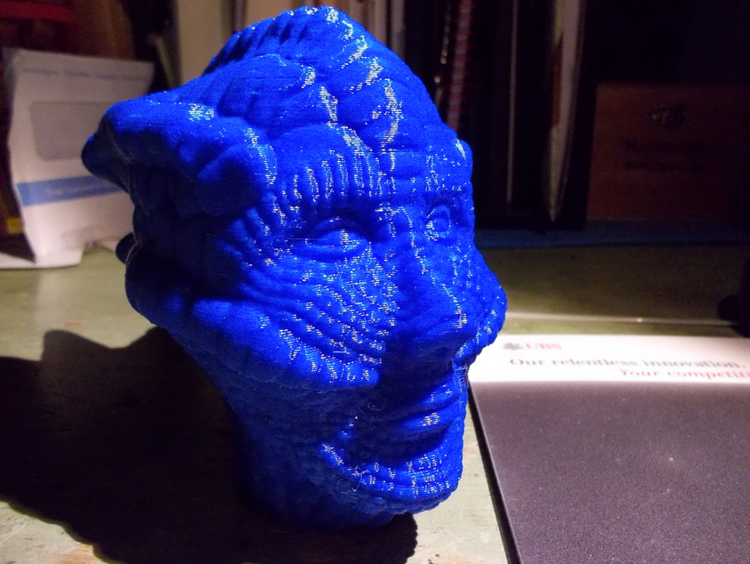Silurian Dr Who by cerberus333 Thingiverse