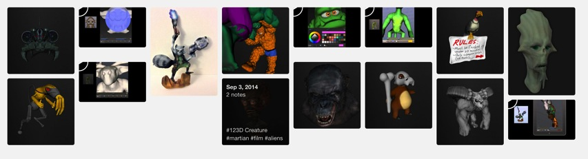 The Creature Feedr Archive