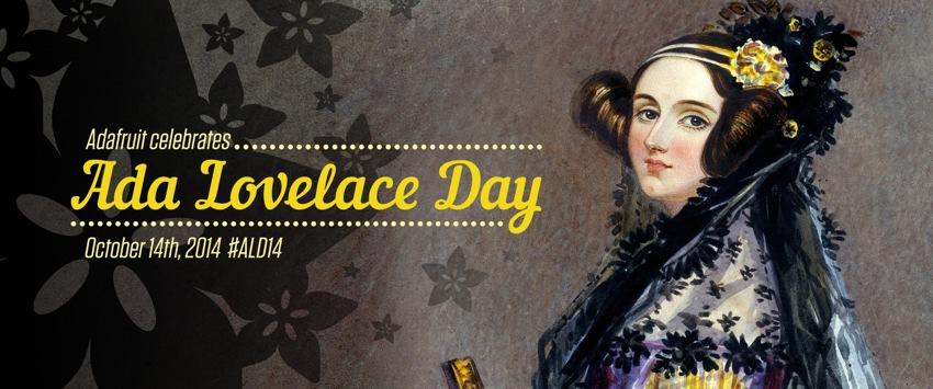 Adafruit Ada Lovelace Blog