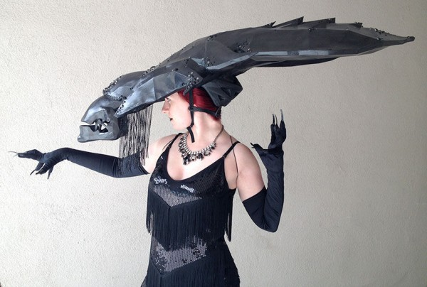 alien queen costume 2