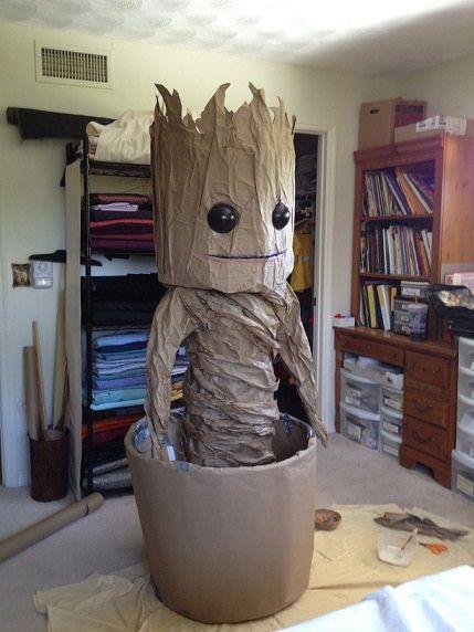 Diy Dancing Baby Groot Costume 171 Adafruit Industries