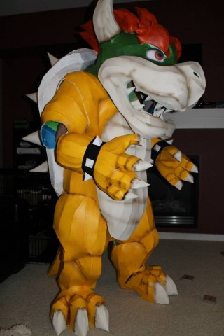 bowser costume 1