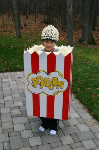 cardboard box costume 2