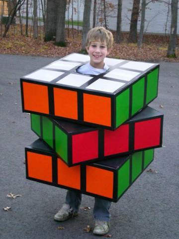 cardboard box costume 3
