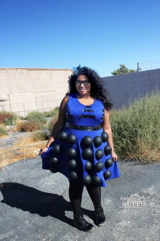 diy dalek costume