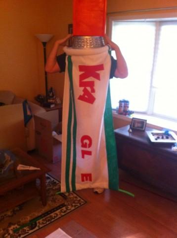 kragle costume