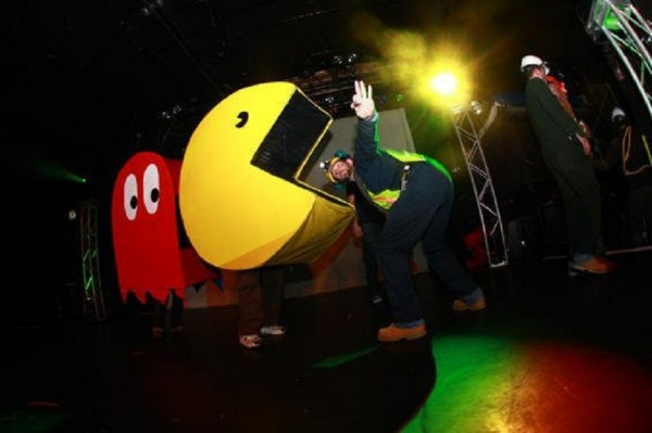 pac-man costumes 1
