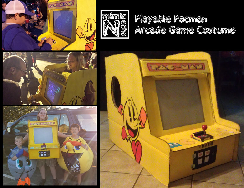 Play PACMANio  Defeat real players around the world and become the biggest PACMAN of the maze!