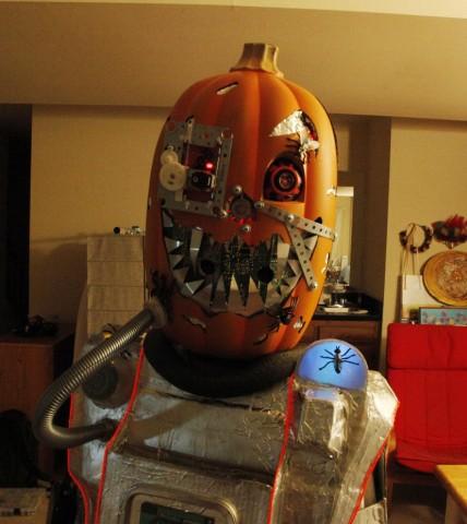 pumpkin cyborg 1