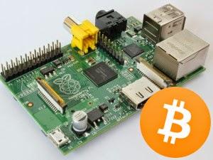Raspberry pi model b 300x225 bitcoin