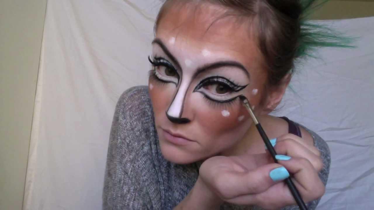 Taxidermy Deer Head Costume Adafruit
